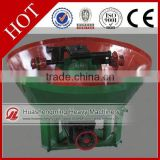 HSM CE CIQ wet pan mill for alluvial gold ore equipments