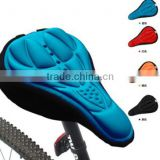 Road Moutain Bike Seat Cover Gel Silicone Material