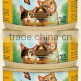 Canned Cat Food Ocean Fish Flavour