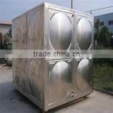 stainless steel water tank transport