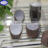 Food grade iron baking cupcake mold,iron paper Cake cup, iron Mini mold