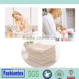 High Quality baby muslin washcloth cotton gauze fabric