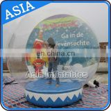 Transparent Life Size Snow Dome for party or events