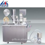 Multifunctional semi-automatic capsule filling machine