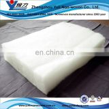 textile importer 70% polyester 30% wool padding for garment/bedding filler