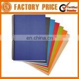 Promotional Top Quality Recycle Brown Kraft Paper Notebook
