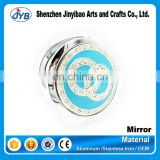 wedding favor mini cosmetic mirror make-up mirror for wedding