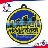 A new type of Magic dash pedal to the medal PVC Medal