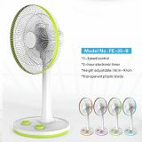 14 Inches Full plastic Stand Fan with CE
