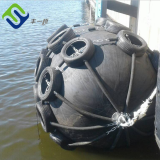 Yokohama Type Pneumatic Marine Bumper Rubber Boat Fender To Singapore