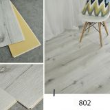 SPC floor PVC flooring sheet tiles slotted click lock 6″*48″size