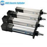 Custom Ball Screw Electric Cylinder 500mm/s Fast Servo Telescopic Electric Linear Actuator for Simulator