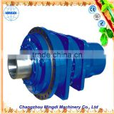 Changzhou Mingdi Machinery DP Series Involute Planetary Gearbox Parts Transmission Parts for industrial sewing machine