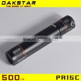 DAKSTAR PR15C 500LM IPX8 scuba diving torch mini waterproof flashlight                                                                         Quality Choice