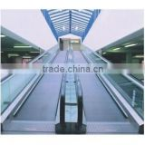 EN115 Outdoor Indoor Inclined Stainless Steel Pallet Moving Walks Conveyor for Shopping Center Airport Supermarket and Mall