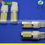 High Quality For Car Auto Motorcycle Truck Signal Turn Light Lamp Bulb White XB-D LED 7443 7440 T20 5630 LED