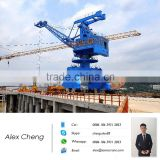 Electrical Inland Truss-Type Port Mobile Portal Crane For Sale