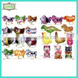 2014 high quality foil walking pet balloons