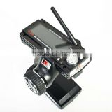 New Arrival 3CH FS-GT3B Gun Controller &FS-GR3C Receiver transmitter and receiver for Gun car boat
