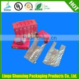disposable nappy bags wholesale / sanitary bag from china / plastic bag for diaper collection
