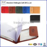 wholesale 100% genuine leather credit card holder for business gift promotion