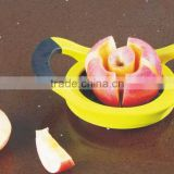 ABS+S/S+PS 37*34*21 High quality apple tools apple splitter/cutter tools/cutter knife/round cutter
