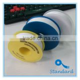 100% original ptfe washroom water pipe tape for valve oil seal high density free charge ink brand logo printing