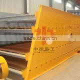 Mini vibrating screen/ sand vibrating screen/ linear vibrating screen made in China by Zhongde group