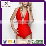 Top Sale High Quality Sexy Brazilian Cut Backless One Piece Micro Bikini Girls