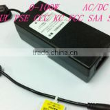 Cheap factory table 12V 3Amp switching power adapter