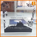 decoration sign sheet ,clear acrylic sheet printing,3d sign board