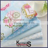 price various 100% cotton printed fabric, factory price polyester cotton fabric                                                                         Quality Choice
