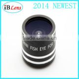 Newest products for 2015! Magnetic Lens 180 degree Mini Fish eye camera lens for blackberry mobile phone