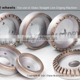 High Quality Segmented Glass Diamond Cutting Wheels