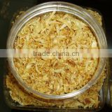 sell fried onion flakes/Dehydrated fried onion/Dried fried onion