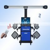 Intelligent auto shop equipment for wheel alignment IT661 with CE