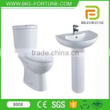 Custom colored types of toilet bowl to Sri Lanka
