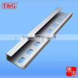 aluminum Din Rail for control boxes