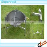 30'' Stainless Steel Fire Pits