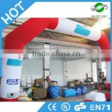 2015 New Design Commercial inflatable finish line arch,inflatable rainbow arch,cheap inflatable arch for sale