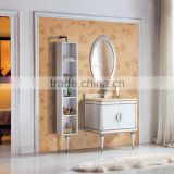 European Modern Bathroom Vanity,Bathroom Furniture,Stainless Steel Bathroom Cabinet JY8814
