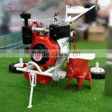 China farctory direct wanted dealers and distributors tiller, mini plough diesel machine small tractor