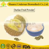 100% Natural flavor food and beverage additive freeze dried durian fruit powder