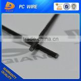 Plain Surface 12mm Cheap PC Wire/Free Sample