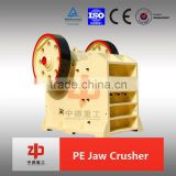 Henan best selling PE-250 x 400 Rock Stone Gold Ore Jaw Crusher with low price and ISO CE Approval