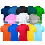 2014 women's style plain color t-shirt OEM factory price with you own design cheap plain white byc t-shirt wholesale used clothe