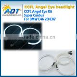 Colorful CCFL ANGEL EYE HALO RING KIT FOR BMW E46 2D