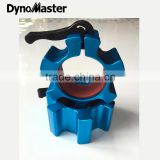 Dynomaster barbell collar clamp/best barbell collar /customized barbell collar