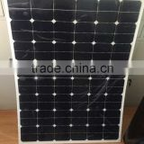 22% High performance EXW price150w flexible solar solar module panel for RV, boats, motorhome