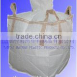 cheap food grade pp super sacks/ventilated pp container bags with best quality/duffle top and flat bottom/breathable